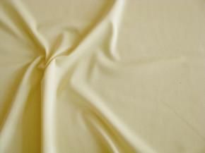 1m Wirkfutter-Stoff in hell-gelb Fb1454