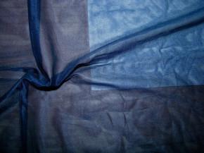 1m zarte Futter-Charmeuse in dunkel-blau Fb0016