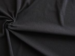 1m elastisches, hochwertiges Badefutter in schwarz Fb4000