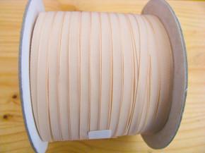 200m/1 Rolle Schleifchenband in naturell/skin Fb0600