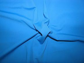 Lomellina-Microfaser/Jersey in kräftigem enzian-blau Fb0815