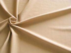 Bi-elastischer Lycra in ocker-braun/kamel Fb1120