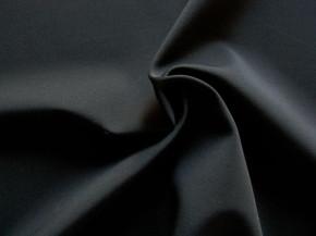 1m feste, bi-elastische Microfaser in schwarz Fb4000