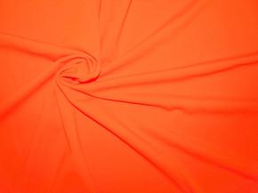 1m bi-elastische Microfaser in leuchtendem orange Fb1335