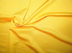1m bi-elastische Microfaser in leuchtendem sonnen-gelb Fb0120