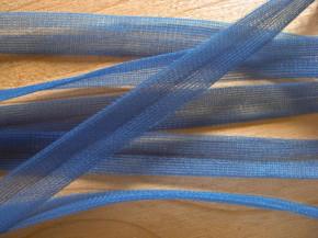 10m Charmeuse-Bändchen in quellen-blau Fb0583