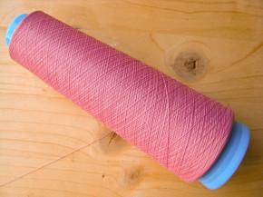 1 Kone AMANN sabatex Bauschgarn in pinkigem rosè Fb1430