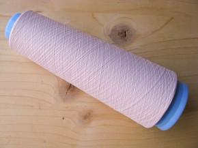 1 Kone AMANN sabatex Bauschgarn in einem Hauch rosiger malve Fb0082