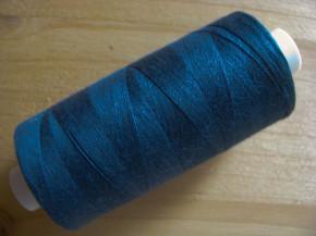 1 Spule Nähgarn in polar-blau Fb1275