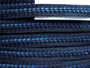 1m Web-Borte in d.marine-blau Fb0825