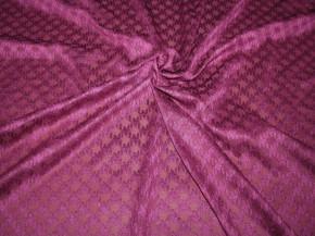 1m elastische All-Over-Spitze in purple Fb1059