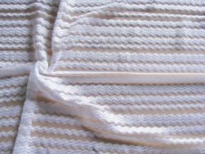 1m bi-elastische XXL-Spitze/All-Over-Spitze in rein-weiß Fb2000