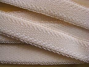 5m Träger-Gummi/Schulterband in hautfarbe/nude Fb0097
