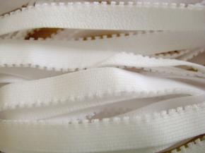 6m Unterbrustgummi in winter-weiß Fb1000