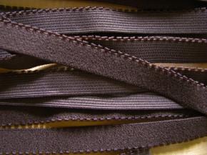 6m Unterbrustgummi in negro-bran/mocca Fb1002