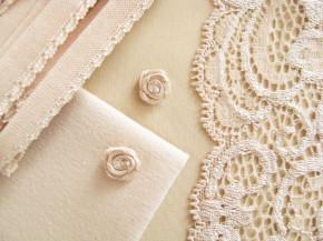 "1 Pkt. Materialpaket ""Elegant Nude-Look"" - Slipset"