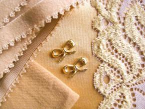 "1 Pkt. Materialpaket ""Gold-Star"" - Slipset"