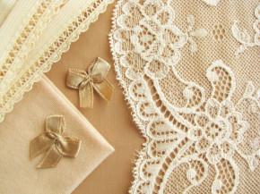 "1 Pkt. Materialpaket ""Caramel-Cream"" - Slipset"