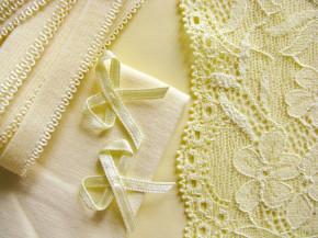 """1 Pkt. Materialpaket """"Light Lemons-Yellow"""" - Slipset"""