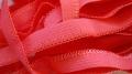 6m Wäschegummi in mohn-rot Fb0503
