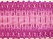 elastische, bestickte Spitze in magenta Fb1059