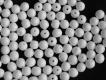 100 Stück Glasperlen in weiß Fb2000