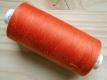 1 Spule Nähgarn in kräftigem orange Fb0450